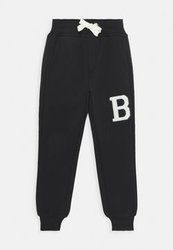 Björn Borg - SPORT PANTS UNISEX - Jogginghose - black beauty