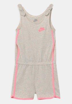 Nike Sportswear - TIE STRAP - Combinaison - coconut milk heather