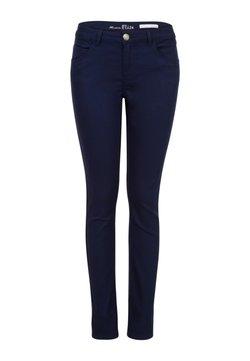 Miss E - RE BROEK  - Slim fit jeans - dark blue