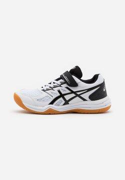 ASICS - UPCOURT - Tennisschoenen voor alle ondergronden - white/black