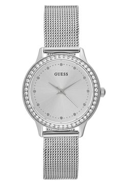 Guess - LADIES - Uhr - silver-coloured
