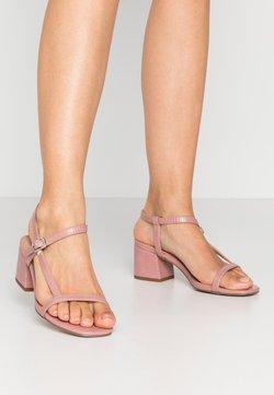 New Look Wide Fit - WIDE FIT TIZZY - Riemensandalette - light pink