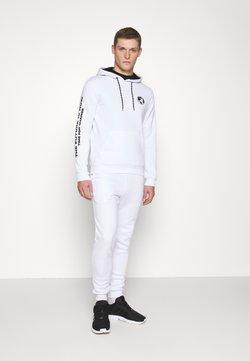 Pier One - SET - Kapuzenpullover - white