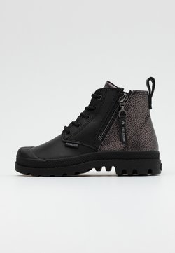 Palladium - PAMPA ZIP ROCK - Veterboots - black