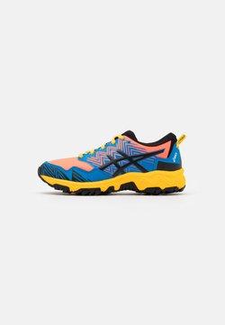 ASICS - GEL-FUJITRABUCO 8 - Obuwie do biegania Szlak - directoire blue/black