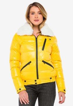 Cipo & Baxx - Winterjacke - yellow