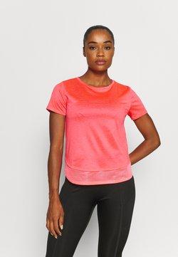 Under Armour - TECH VENT - Camiseta básica - red
