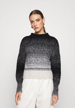 FTC Cashmere - HIGHNECK - Sweter - black