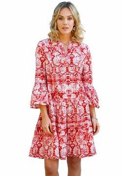 Amy Vermont - Freizeitkleid - weiß rot