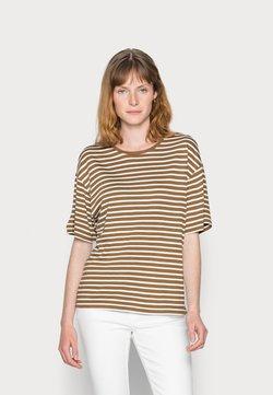 Marc O'Polo DENIM - T-Shirt print - multi/brown ochre