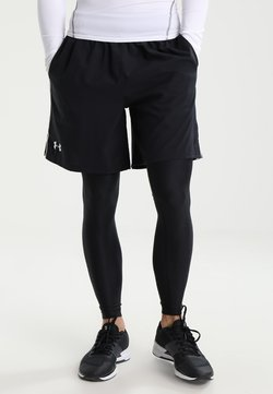 Under Armour - ARMOUR - Pitkät alushousut - black /graphite