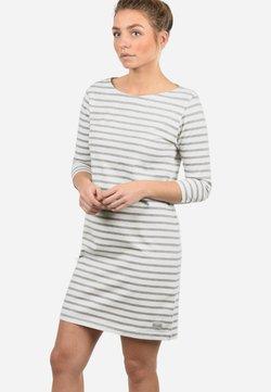 Blendshe - ENI - Jerseykleid - light gray