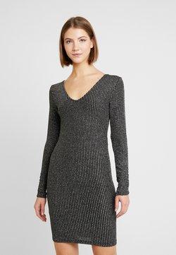 ONLY - ONLKATTY SHORT DRESS - Shift dress - black