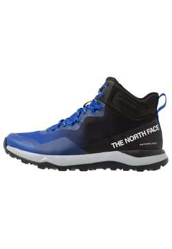 The North Face - M ACTIVIST MID FUTURELIGHT - Hikingschuh - blue/black