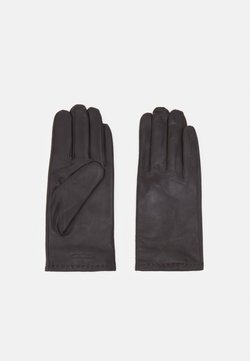 Strellson - GLOVES - Fingerhandschuh - brown