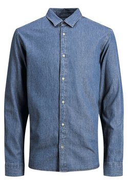 Jack & Jones - COMFORT FIT DENIM - Camicia - light blue denim