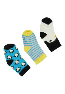 DeFacto - 3 PACK - Calcetines - blue