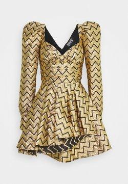 Versace Jeans Couture - Vestito elegante - gold