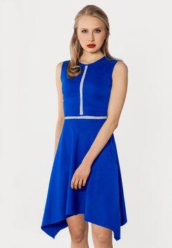 SinWeaver - Cocktailkleid/festliches Kleid - blau