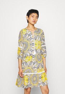 comma - Vestido informal - multi-coloured