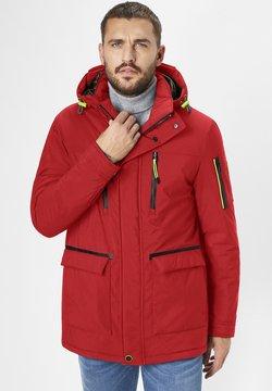 Redpoint - DALTON - Wintermantel - red