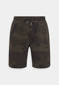 Abercrombie & Fitch - ME ICON SHORT - Shorts - olive