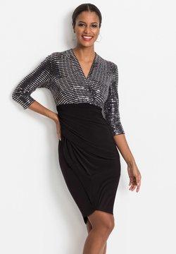 bonprix - Cocktailkleid/festliches Kleid - schwarz
