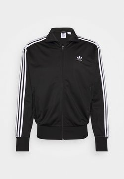 adidas Originals - BIRD  - Veste de survêtement - black/white