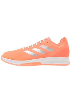 adidas Performance - COUNTERBLAST BOUNCE - Handballschuh - signal coral/silver metallic/footwear white