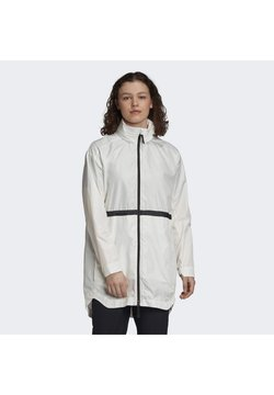 adidas Performance - URBAN WIND.RDY PARKA - Windbreaker - white