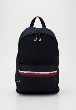 Tommy Hilfiger - URBAN BACKPACK - Reppu - blue