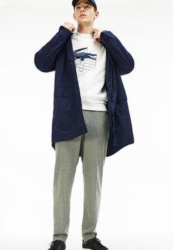 Lacoste - Pitkä takki - navy blau