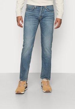 Edwin - REGULAR TAPERED - Straight leg jeans - yoshiko left hand denim blue ariki wash