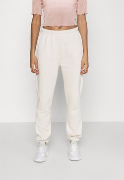Nly by Nelly - COZY PANTS - Jogginghose - cream