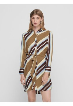 ONLY - Vestido camisero - toasted coconut