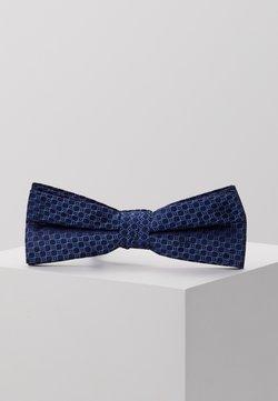 Calvin Klein - CHAINLINK CIRCLES BOW TIE - Fliege - navy