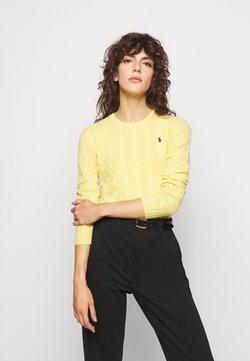 Polo Ralph Lauren - JULIANNA  - Jumper - fall yellow