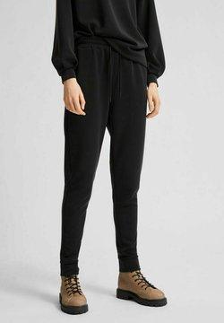 Selected Femme - Jogginghose - black