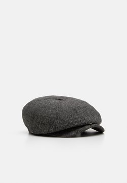 Brixton - BROOD SNAP CAP UNISEX - Hattu - grey/black