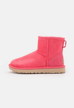 UGG - CLASSIC MINI II - Bottines - strawberry sorbet