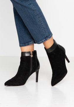 Tamaris Heart & Sole - High Heel Stiefelette - black
