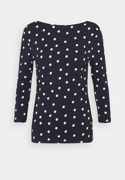Marks & Spencer London - SPOT - Langarmshirt - blue