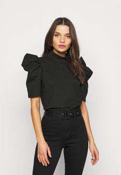 Pieces Petite - PCRYLEE - T-shirt basic - black
