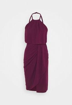 WAL G PETITE - Robe d'été - plum