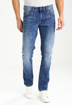 camel active - 9Z54 HOUSTON - Jeans Straight Leg - stone blue