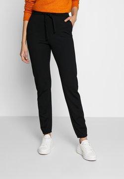 ONLY Tall - ONLPOPTRASH BELT PANT - Broek - black