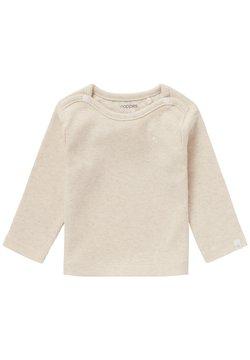 Noppies - BABY TEE NATAL UNISEX - Camiseta de manga larga - off white