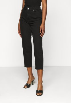 ONLY Petite - ONLEMILY LIFE - Slim fit jeans - black