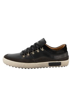 Travelin - ABERDEEN - Sneaker low - dark grey/black