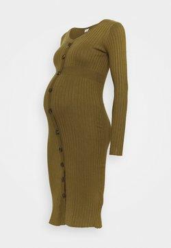 MAMALICIOUS - MLDIA DRESS - Robe pull - nutria